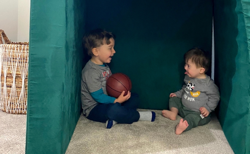 surviving COVID-19 social distancing withtoddlers